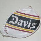 Davis Wood Tennis Racquet Cover  DCO05