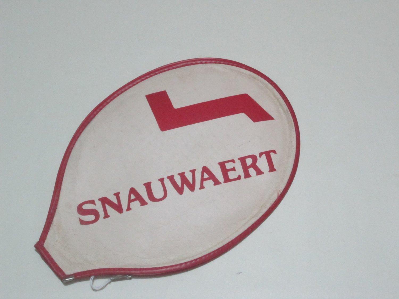 Snauwaert Wood Tennis Racquet Cover  SCO01