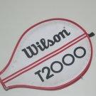 Wilson T2000 Tennis Racquet Cover  WSCO01