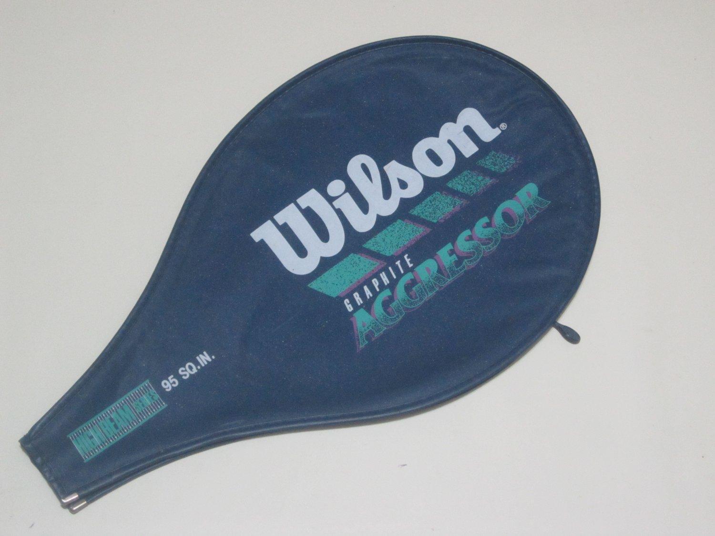 Wilson Tennis Racquet Graphite  Cover  WGC01