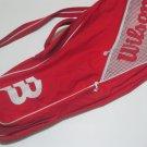 Wilson Tennis Racquet  Carrying Case/Bag  WCC07