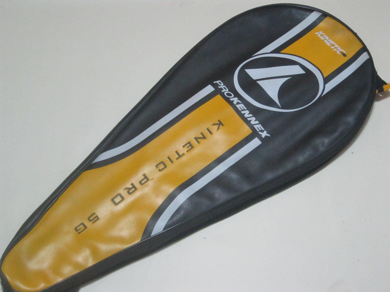 Pro Kennex Tennis Racquet Graphite Carrying Case KCC01