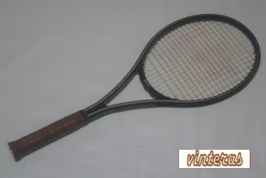 Wilson Graphite Force Vintage Tennis Racquet Racket 4-1/2 L  (SN WIG29A)
