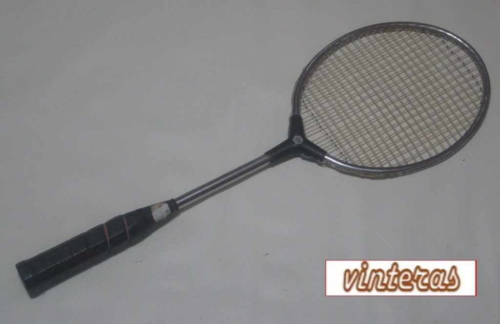 Dunlop Steel Tennis Racquet  DSS01