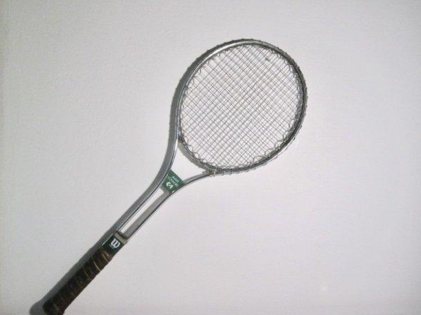 Wilson Jimmy Connors C-1 Vintage Tennis Racquet Reg grip (SN WIS21)