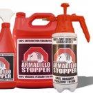 Armadillo Stopper Gallon Ready-to-Use Refill Bottle