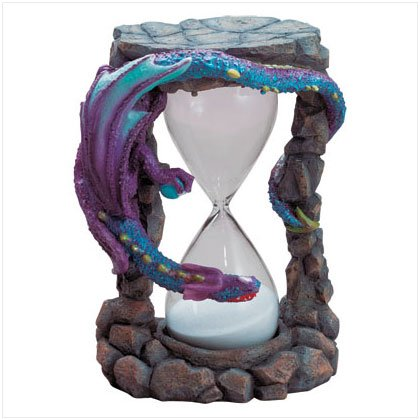 Dragon Hourglass