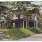 Vintage Postcard Newton Centre MA S.F. Smith's House UND