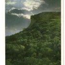Vintage Postcard NH Old Man of the Mountains Franconia White Mountains