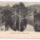 Lake George NY Among the Hundred Islands UND Vintage Postcard