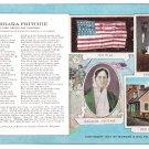 Barbara Fritchie Frederick MD Vintage Postcard