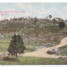 Valley of Death Little Round Top Gettysburg PA Vintage Postcard ca 1909