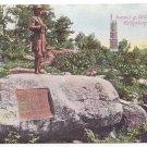 Summit Little Round Top Gettysburg PA Vintage Postcard ca 1909