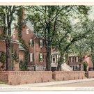 Annapolis MD Carvel Hall Vintage Postcard 1903 Photostint