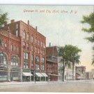 Utica NY Genesee St and City Hall UND Unused