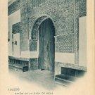 Spain Toledo Salon De La Casa De Mesa UND Vintage Postcard