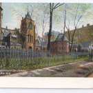 Little Church Around The Corner New York Vintage Postcard ca 1910 Leighton