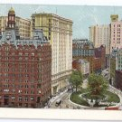 Bowling Green Broadway New York ca 1910 Leighton NM Vintage Postcard
