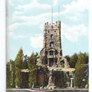 Alster Tower Thousand Islands NY ca 1910 Vintage Postcard