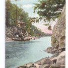 Rift Lake of Isles Thousand Islands NY ca 1910 Vintage Postcard