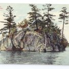 Devils Oven Thousand Islands NY ca 1910 Otis NM Postcard