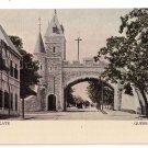 St. Louis Gate Quebec Canada ca 1910 Vintage Postcard