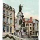 Monument Lavalle Laval Quebec Canada c 1910 Vintage Postcard