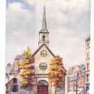 Tuck Oilette Notre Dame des Victoires Quebec c 1910