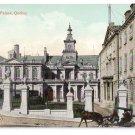 Bishop's Palace Quebec Canada c 1910 Vintage Postcard NM
