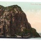 Saguenay Trinity Rock Quebec Canada c 1910 Vintage Postcard EX