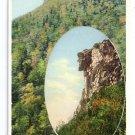Old Man of the Mountain Profile Lake White Mountain NH Photostint
