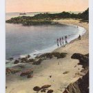 Cape Elizabeth ME Beach at Cape Casino Langdorf ca 1910