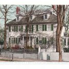 Governor Langdon House Portsmouth NH Detroit Publshing ca 1915