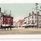 Public Square Portsmouth NH Detroit Publshing ca 1915