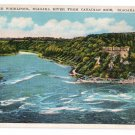 Niagara Falls Whirlpool Niagara River Canadian Side