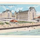 Hotel Dennis Atlantic City NJ Vintage Kropp Postcard