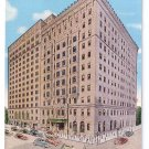 New Orleans LA Hotel Monteleone Vintage Kropp Postcard
