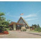 Bell Museum Cape Breton Nova Scotia Canada Vintage Postcard