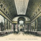 France Versailles Interior Galerie des Batailles Tinted
