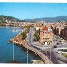 Italy Rapallo Postcard Promenade Tigullio Gulf 4X6