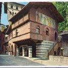 Italy Torino Turin Medieval Castle at Valentino Interior Postcard 4X6