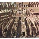 Italy Rome Coliseum Colosseo Interior Postcard 4X6