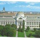 Washington DC Smithsonian Natural History Building