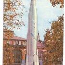 Atlas Rocket Smithsonian National Air Museum Washington DC