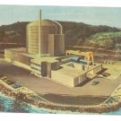 Atomic Nuclear Power Station Peach Bottom PA Artists Conception