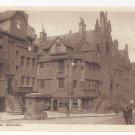 Scotland Edinburgh John Knox House Vintage Postcard