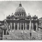 RP Italy Rome Vatican Basilica S. Pietro St. Peters Cathedral