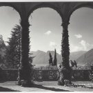 RP Italy Lake Como Lenno Villa Balbianello Loggetta Real Photo