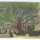 Valley Forge Washington Memorial Chapel PA Vintage Linen Postcard