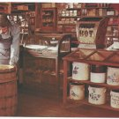 Monroe NY Smith's Clove General Store Interior Barrels Crocks Old Museum Village Postcard